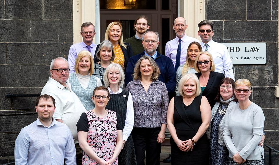 MHD Law team photo